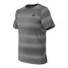Men`s Kairosport Tennis Tee HC_HEATHER_CHARCOAL