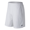 Men`s Tournament 9 Inch Tennis Short WT_WHITE