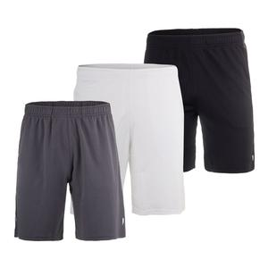 Men`s Flatback Mesh Tennis Short