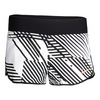 Women`s Court Ace Premier Tennis Short 100_WHITE/BLACK