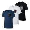 NIKE Men`s Court Pocket Tennis Tee