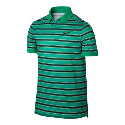 Men`s Court Dry Stripe Tennis Polo