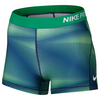 Women`s Pro Cool 3 Inch Short 324_STADIUM_GREEN/WH
