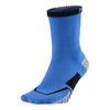 Grip Elite Crew Tennis Socks 406_MEDIUM_BLUE/BK