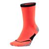 Grip Elite Crew Tennis Socks 877_HYPER_ORANGE/BK