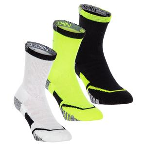 Grip Elite Crew Tennis Socks