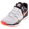 NIKE Women`s Zoom Vapor 9.5 Tour Tennis Shoes White and Black