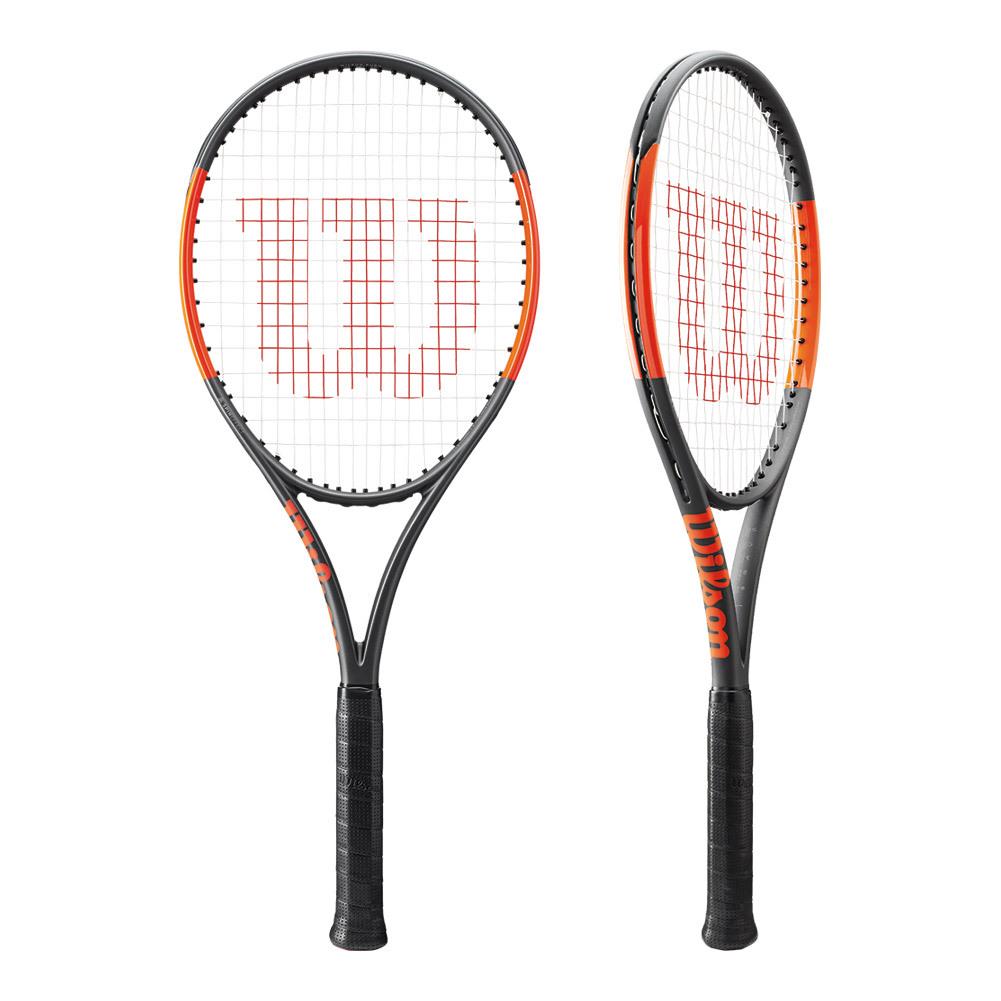 2017 Burn 100uls Demo Tennis Racquet 4_3/8