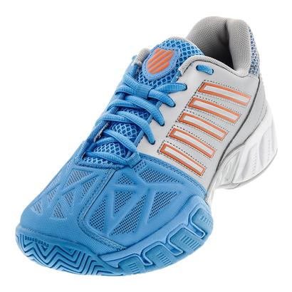 Women`s BigShot Light 3 Tennis Shoes Bonnie Blue and Fusion Coral