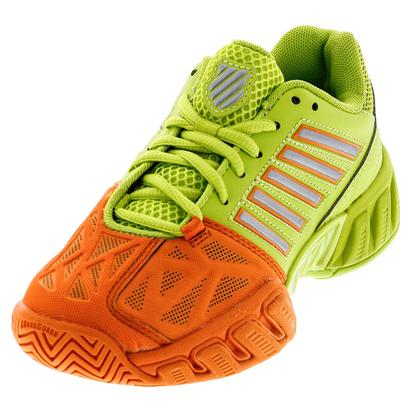 Juniors` BigShot Light 3 Tennis Shoes Popsicle and Lime Punch