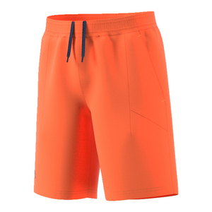 Boys` Melbourne Bermuda Tennis Short Glow Orange