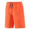 ADIDAS Boys` Melbourne Bermuda Tennis Short Glow Orange