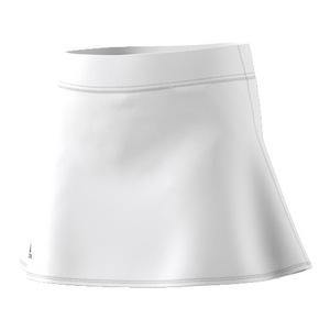 Girls` Club Tennis Skirt White