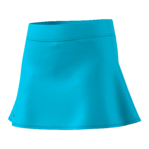 Girls` Club Tennis Skirt Samba Blue