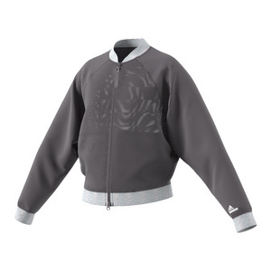 Girls` Stella McCartney Barricade Tennis Jacket Granite