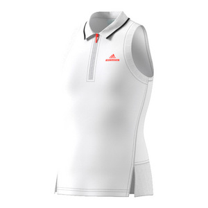 Girls` Stella McCartney Barricade Tennis Tank White