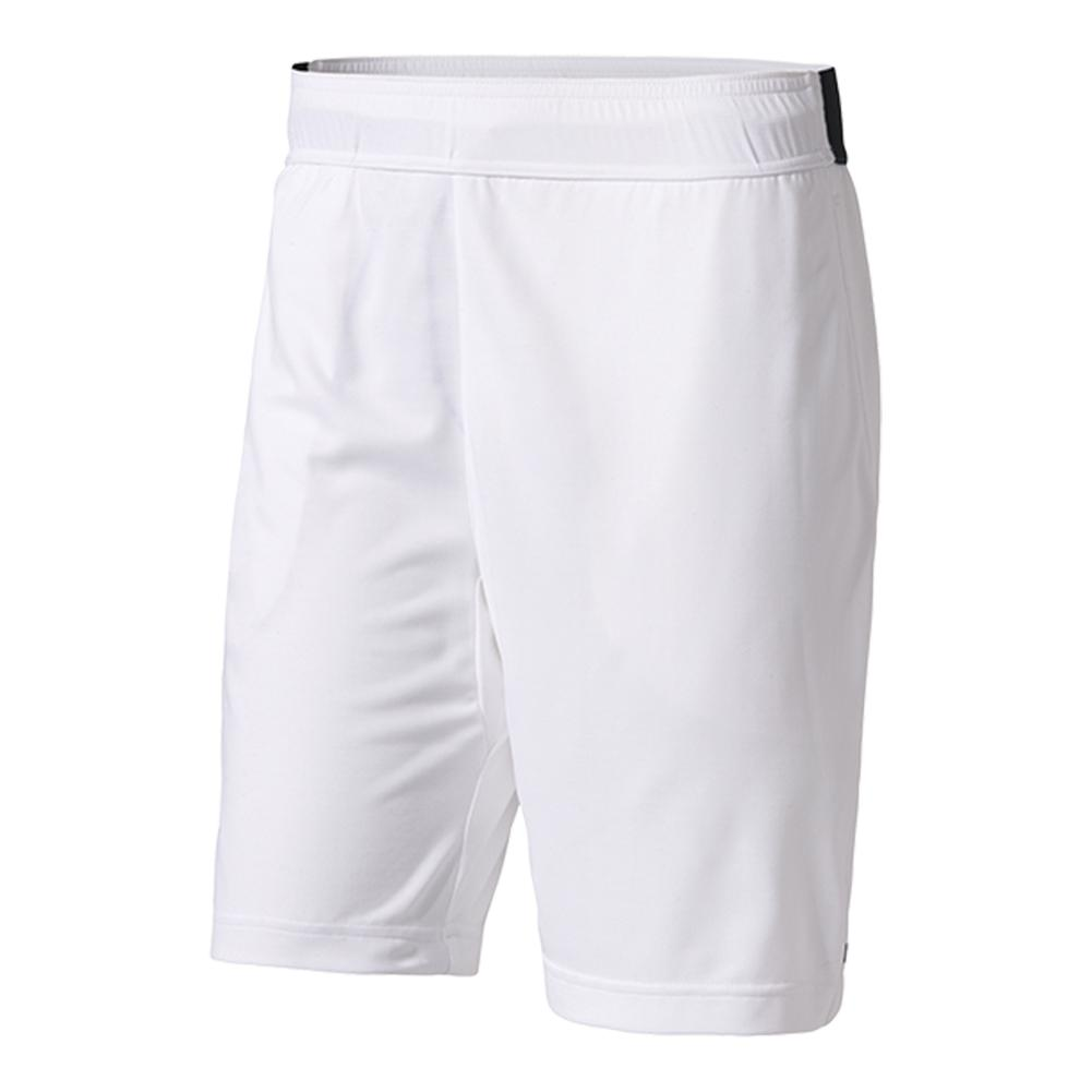 Men's Climachill 8.5 Inch Tennis Short White