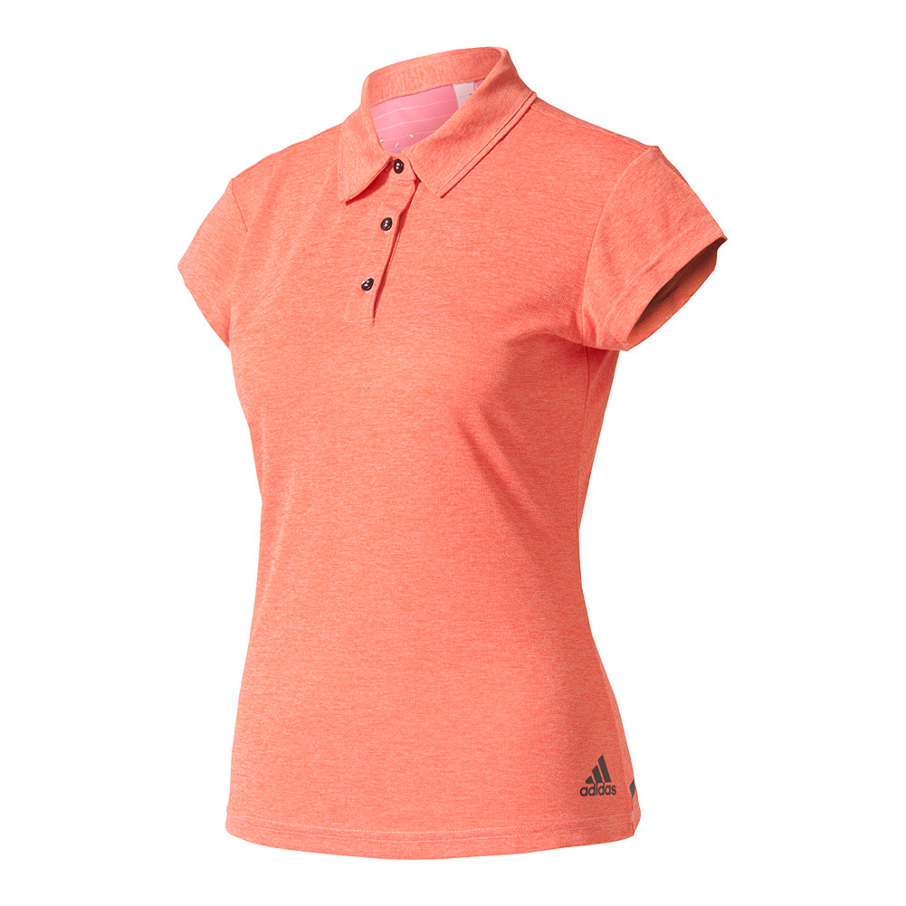 Women's Climachill Tennis Polo Chill Easy Pink