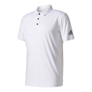 Men`s Uncontrol Climachill Tennis Polo White