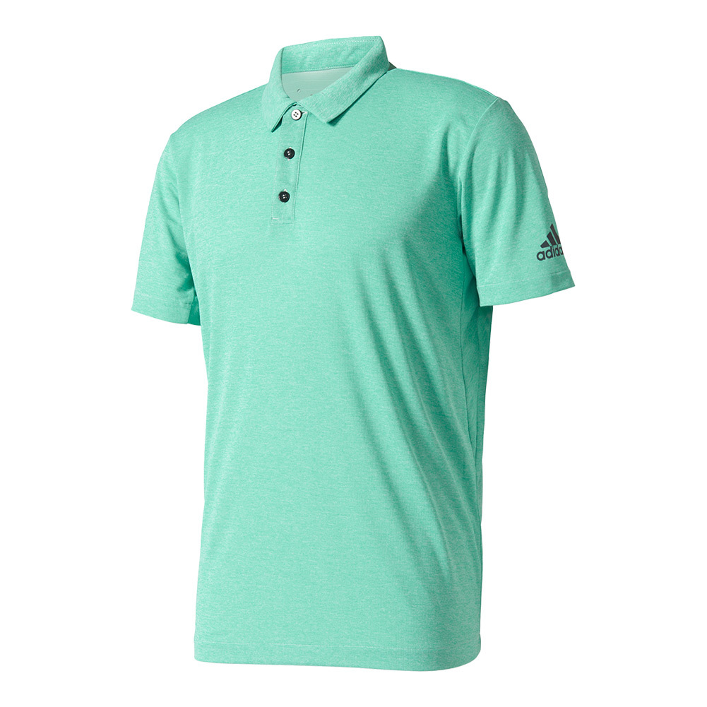 Men's Uncontrol Climachill Tennis Polo Chill Core Green