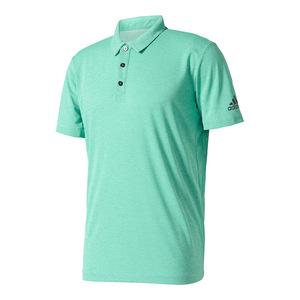 Men`s Uncontrol Climachill Tennis Polo Chill Core Green