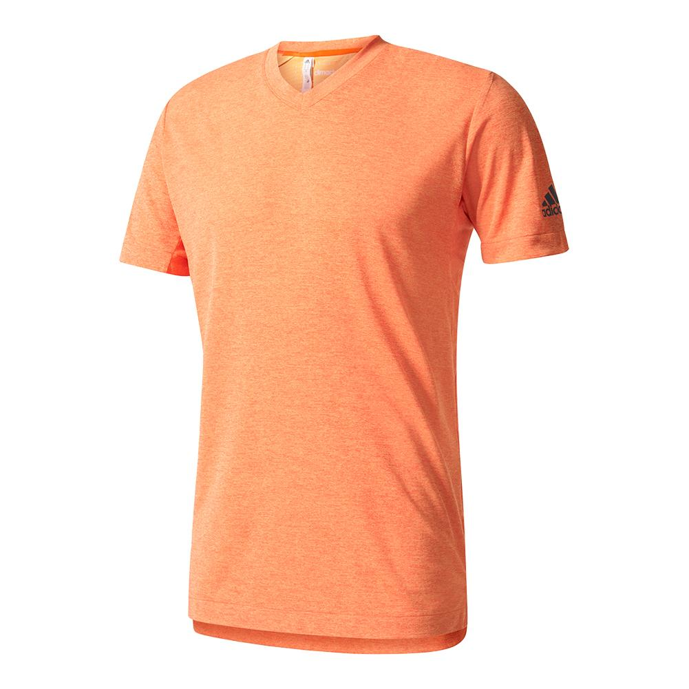 Men's Uncontrol Climachill Tennis Tee Chill Energy