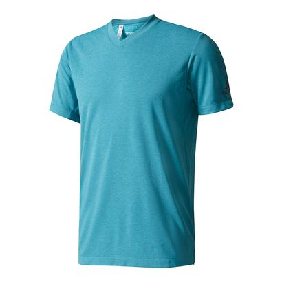 Men`s Uncontrol Climachill Tennis Tee Chill Tech Green