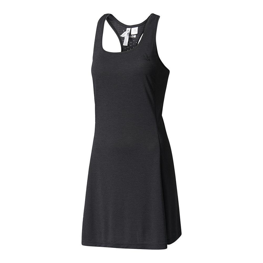 Women's Climachill Tennis Dress Black