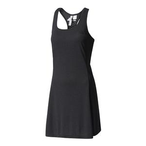 Women`s Climachill Tennis Dress Black