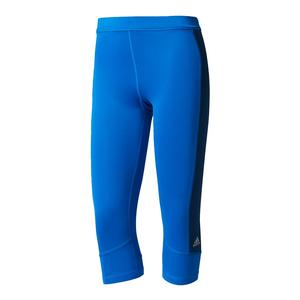 Women`s Techfit Capri Blue