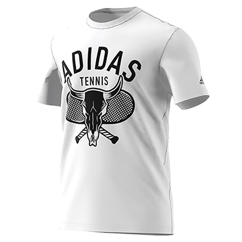 Men's Desert Tennis Tee White