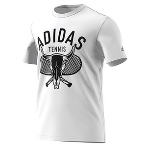 Men`s Desert Tennis Tee White