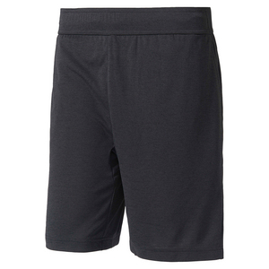 Men`s Uncontrol Climachill Tennis Short Chill Black Melange