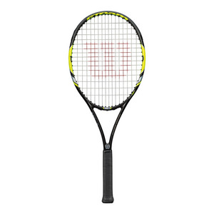 Steam 105S Yellow Tennis Racquet