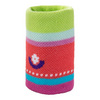 U SOX Women`s Light Weight Tennis Wristband Multicolor