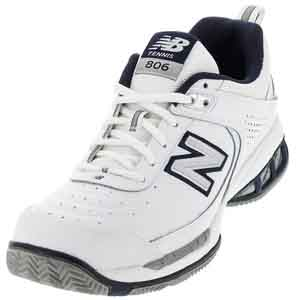 Men`s MC806 B Width Tennis Shoes White