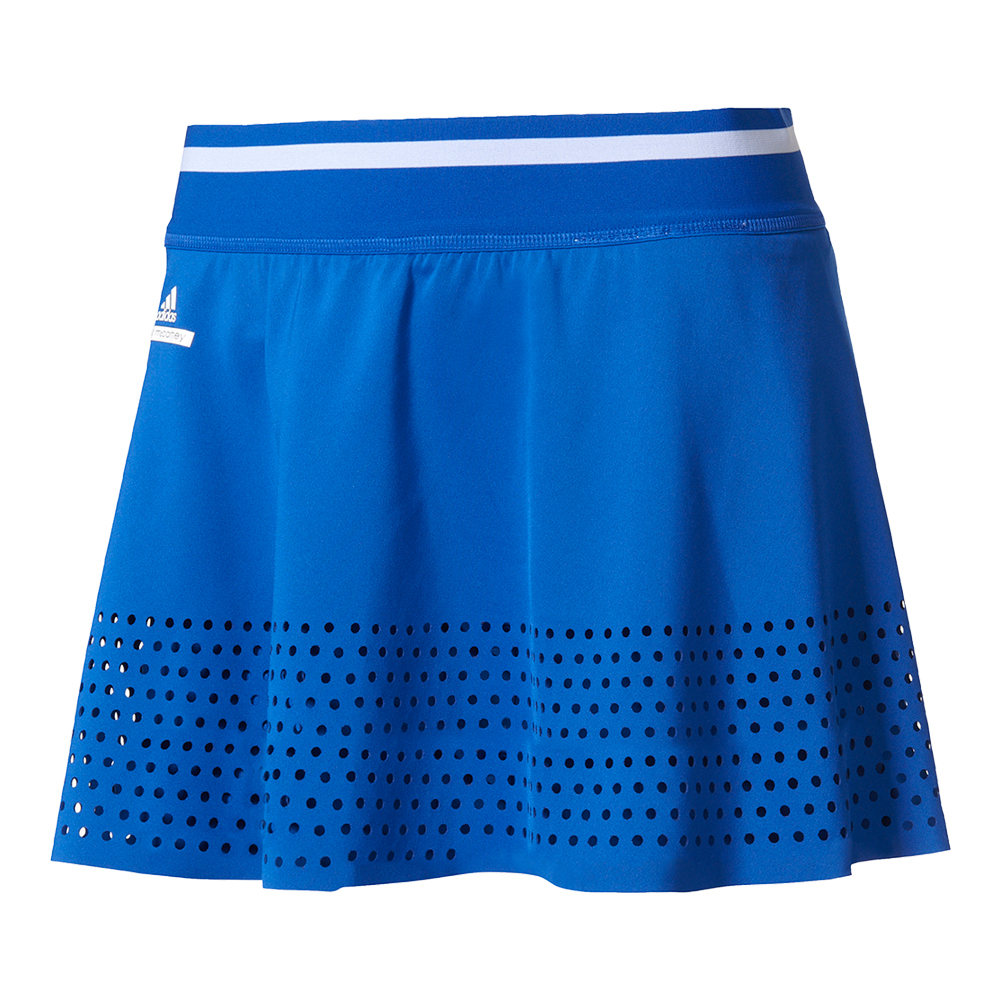 Women's Stella Mccartney Barricade 14 Inch Tennis Skirt Bold Blue