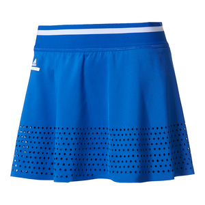 Women`s Stella McCartney Barricade 14 Inch Tennis Skirt Bold Blue
