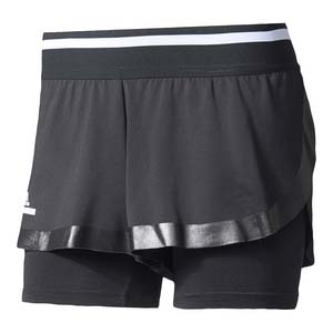 Women`s Stella McCartney Barricade Tennis Short Black