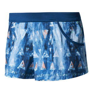 Women`s Melbourne Tennis Short Mystery Blue