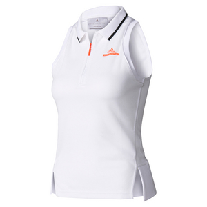 Women`s Stella McCartney Barricade Tennis Tank White