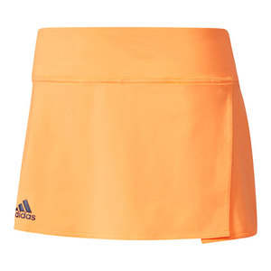 Women`s Melbourne 12 Inch Tennis Skirt Glow Orange