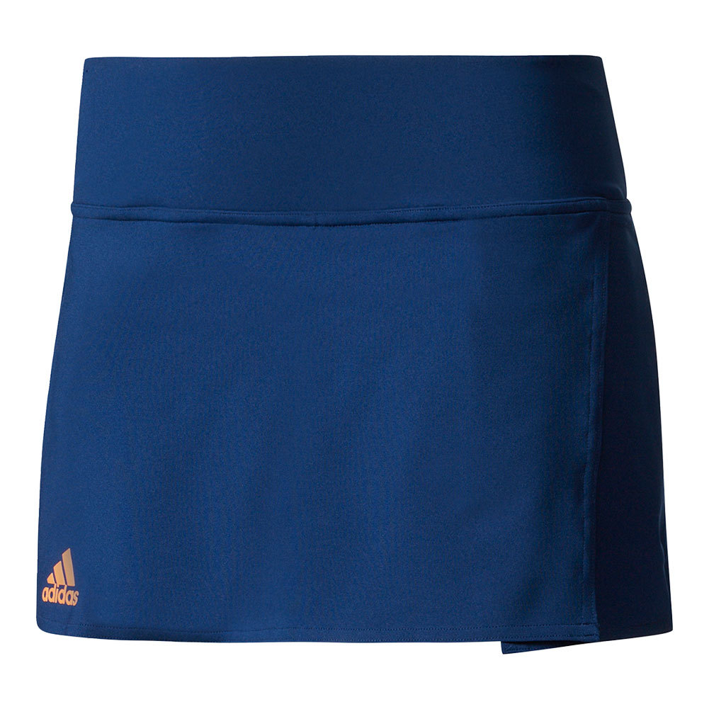Women's Melbourne 12 Inch Tennis Skirt Mystery Blue