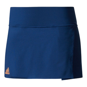 Women`s Melbourne 12 Inch Tennis Skirt Mystery Blue
