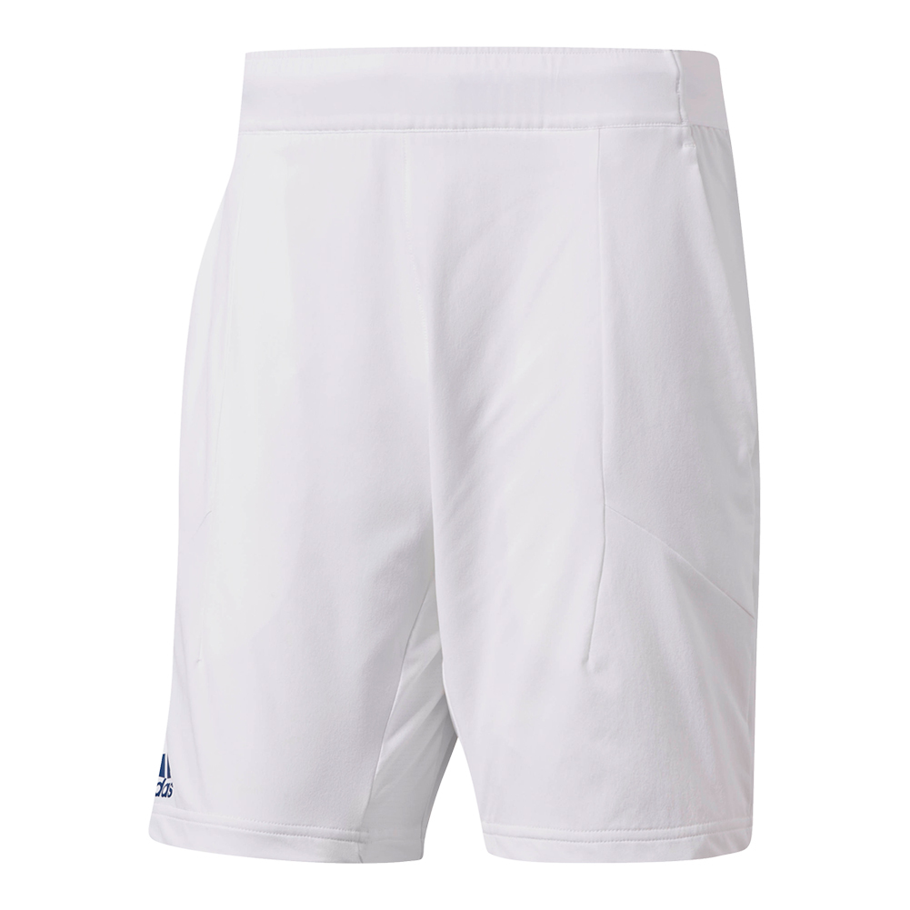 Men's Melbourne Bermuda Tennis Short White