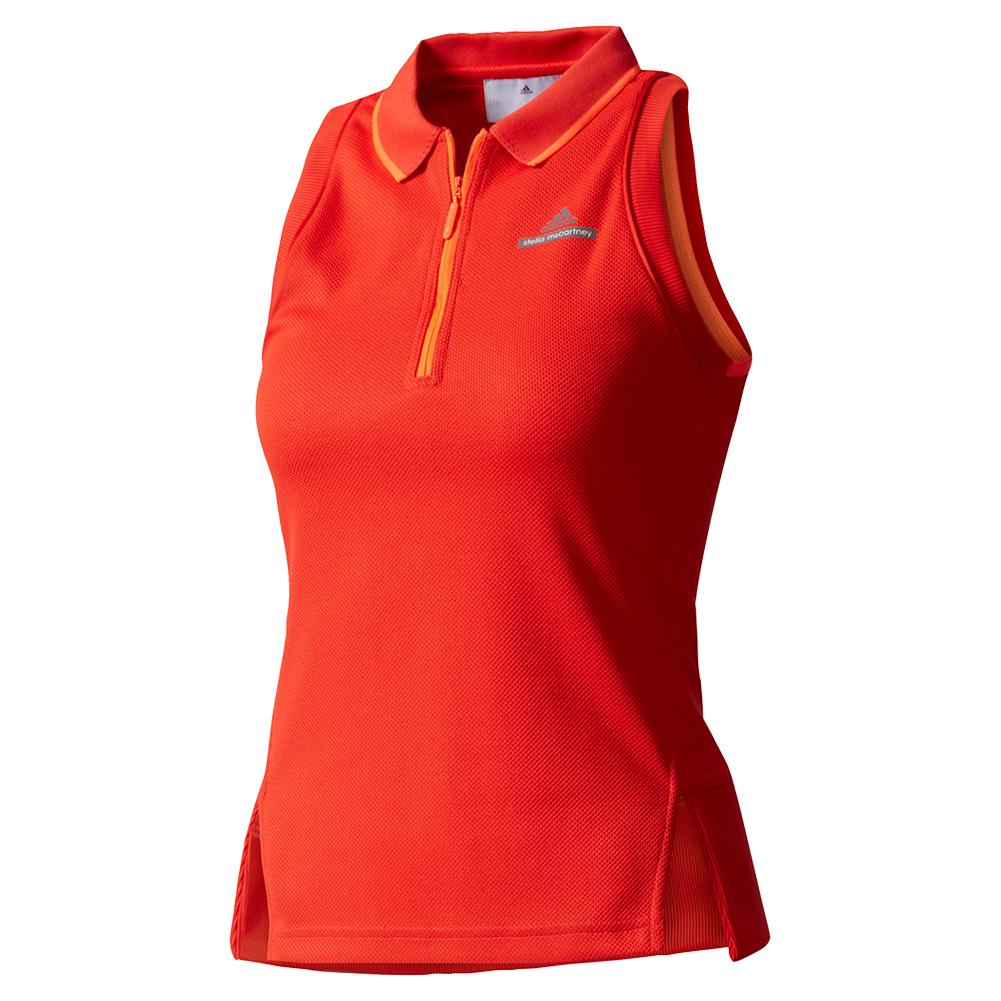 Women's Stella Mccartney Barricade Tennis Tank Red