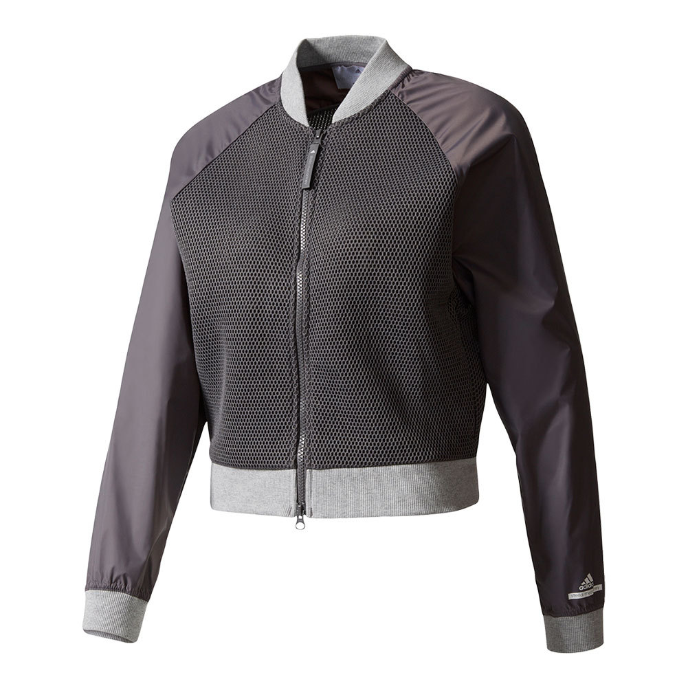 Women's Stella Mccartney Barricade Tennis Jacket Granite