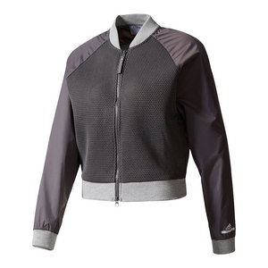 Women`s Stella McCartney Barricade Tennis Jacket Granite