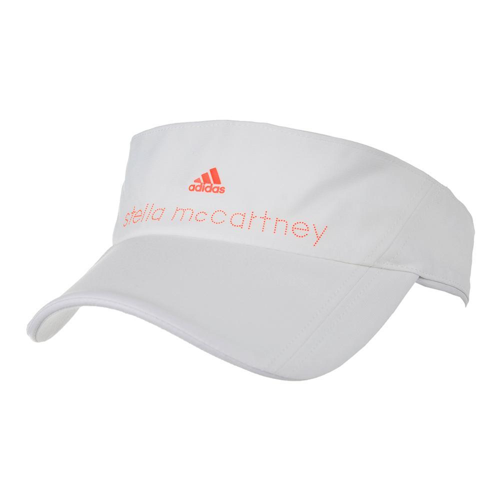 Women's Stella Mccartney Tennis Visor White