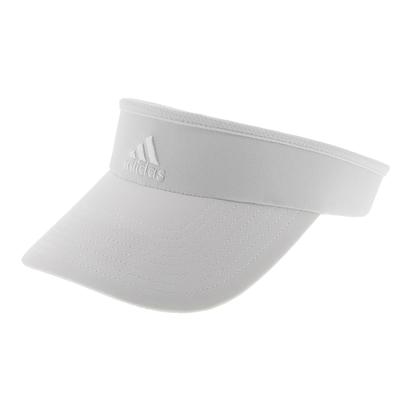 Women`s Match Tennis Visor White